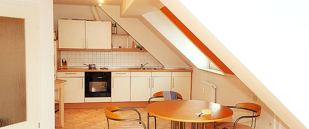 Kleine Wohnung im Frauenland in Würzburg