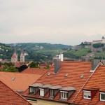 Wohnung mit Festungsblick in Würzburg